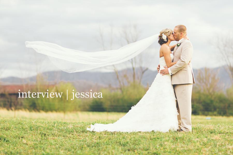 jessica-interview-the barn event center of the smokies-wedding-photo