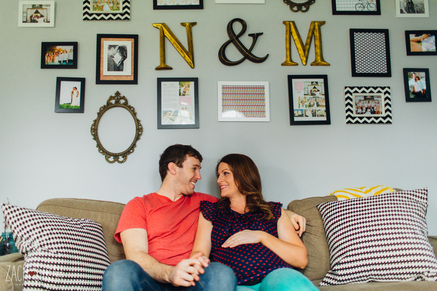 cookeville tn maternity session photo