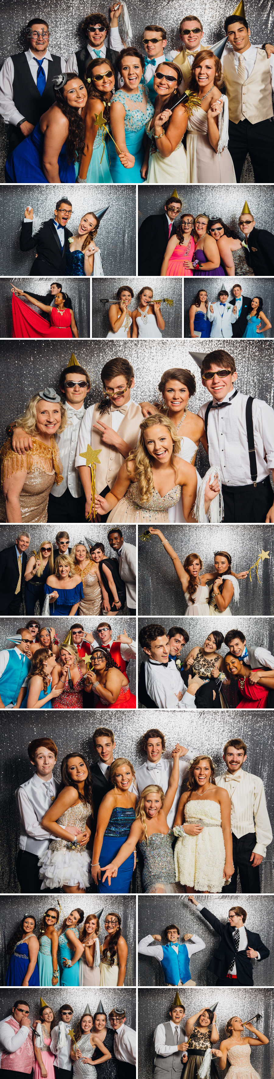 cookeville high school prom photos